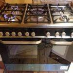 Gas cook top repair