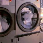 Industrial washing machine repairs