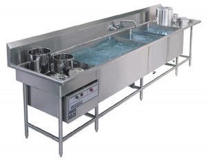 commercial dishwasher installation company
