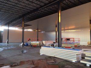 Freezer room Installations in Johannesburg