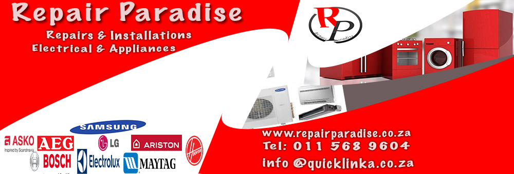 appliance repairs northern suburbs Cape Town
